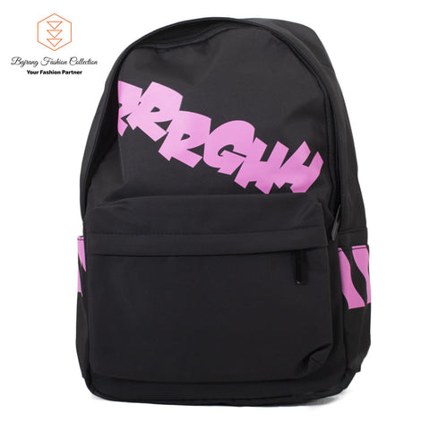 3D Printing Travel Softback Women School/College Space Backpack Notebook Girls Backpacks