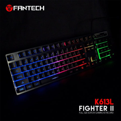 FANTECH FIGHTER K613L  price in nepal