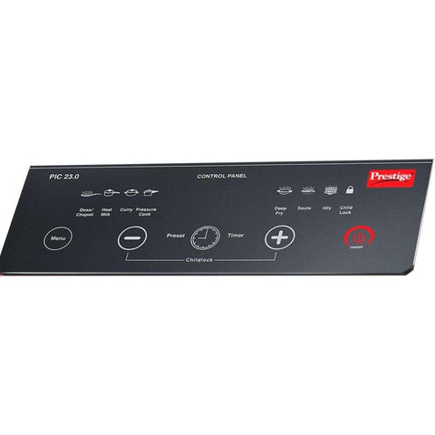 Prestige Induction Cooktop With Feather Touch Control - 2000 Watt