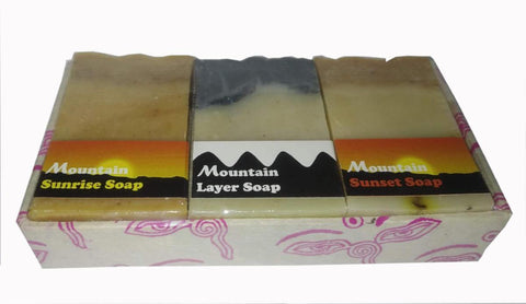 Layer Soap Gift Pack
