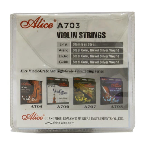 Alice A-703 Violin Strings