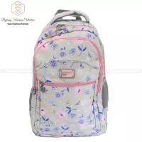 White Laptop Backpack For Women