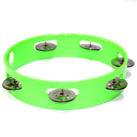 6 Jingle Tambourine- Green price in Nepal