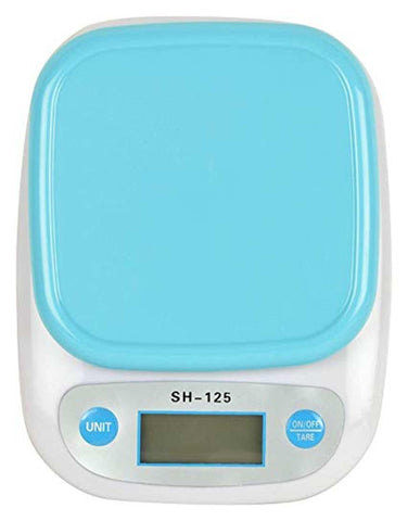 5Kg/1G Electronic Kitchen Scale Digital Food Scale Plastic Weighing Scale Lcd High Precision Measuring Tools / By Shophill