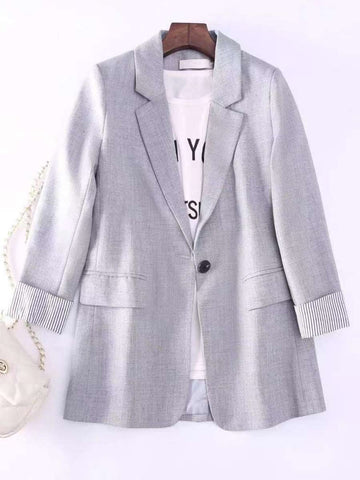 Women's Double Breasted Notched Lapel Coat by Attire Nepal price in Nepal