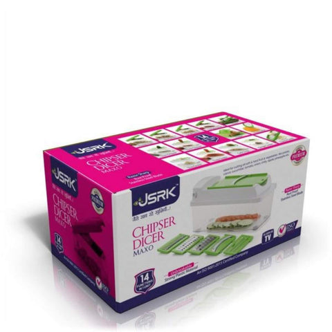 14 In 1 Quick Nicer Dicer ( India)