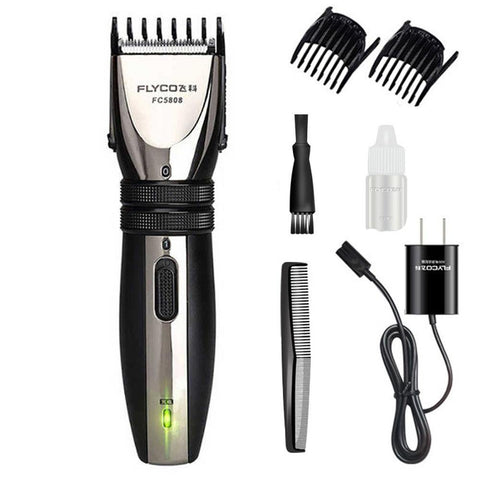 Flyco FC5808 Professional Electric Rechargeable Hair Clipper Cutting Machine Beards Shaver Trimmer price in nepal