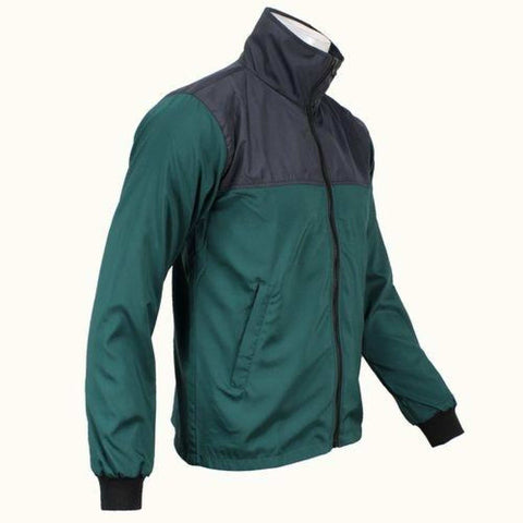 Black/Green Windcheater For Men price in nepal