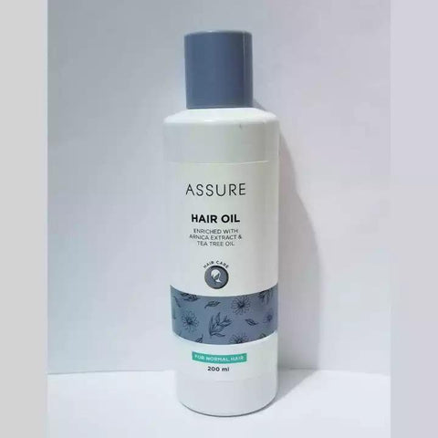 Assure Hair Oil enriched with Arnica and Tea Tree Oil - 200 ml Price in Nepal