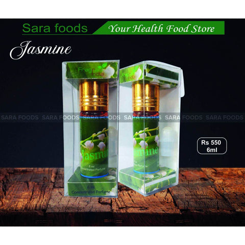 Concentrated Perfume Jasmine 6ml