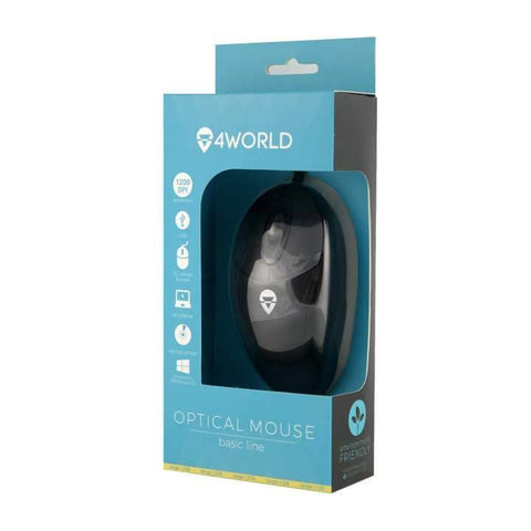 Four World optical mouse