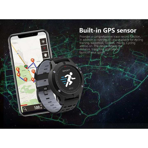 F5 Smart Watch Android Ios Compatible price in nepal