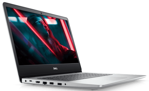 Dell Inspiron 14 5493 Laptop Intel Core i5 10th Gen-1035G1, 8GB RAM, 512GB NVMe M.2 SSD, Intel Iris Plus With Nvidia MX230 DDR5 Graphics Windows 10 Home Platinum Silver price in nepal