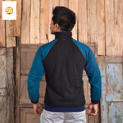 Fleece Jacket For Men (Double Side)