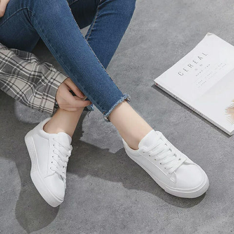 Casual Lace-Up Shoes For Women (Po-9U)