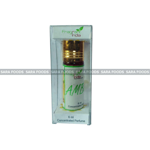 Concentrated Perfume Amber 6ml price in nepal