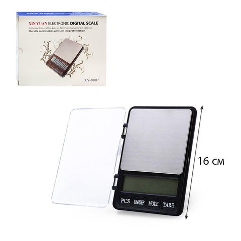 0.01G Mini Digital Weight Scale, Pocket Scale,Jewelry Measuring Weight Scale, Small Pocket Electronic Scales Large LCD/ By Shophill price in Nepal