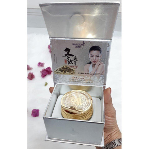AWETO Cordyceps Whitening Yuan Cream 25g /By ShopHill price in Nepal