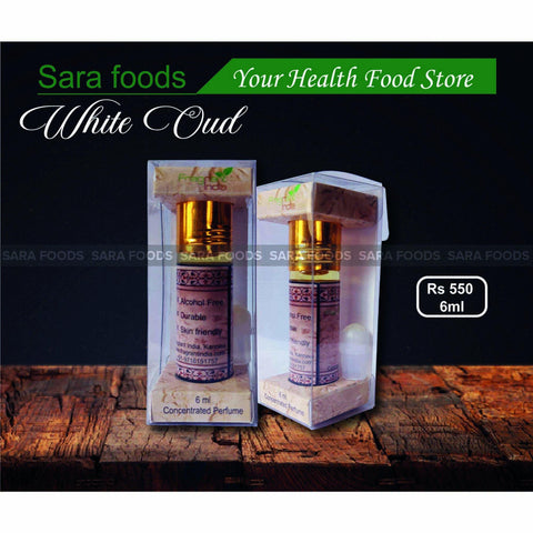 Concentrated Perfume White Oud 6ml price in nepal