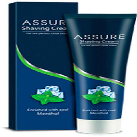 Assure Shaving Cream 100G