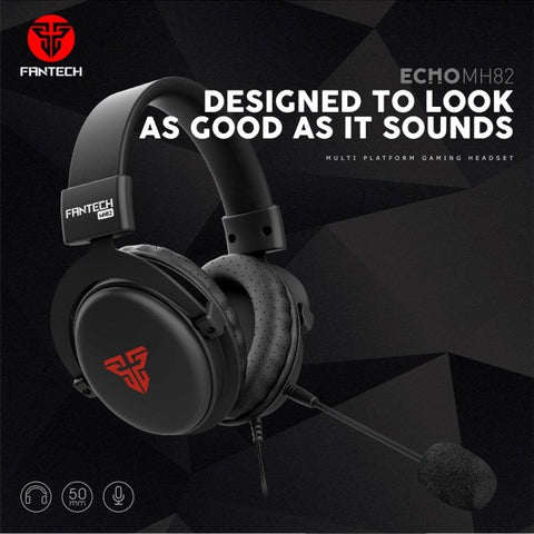 FANTECH MH82 Echo Multi Platform Gaming Headset
