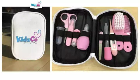 Child Grooming Kit - 10 Pcs