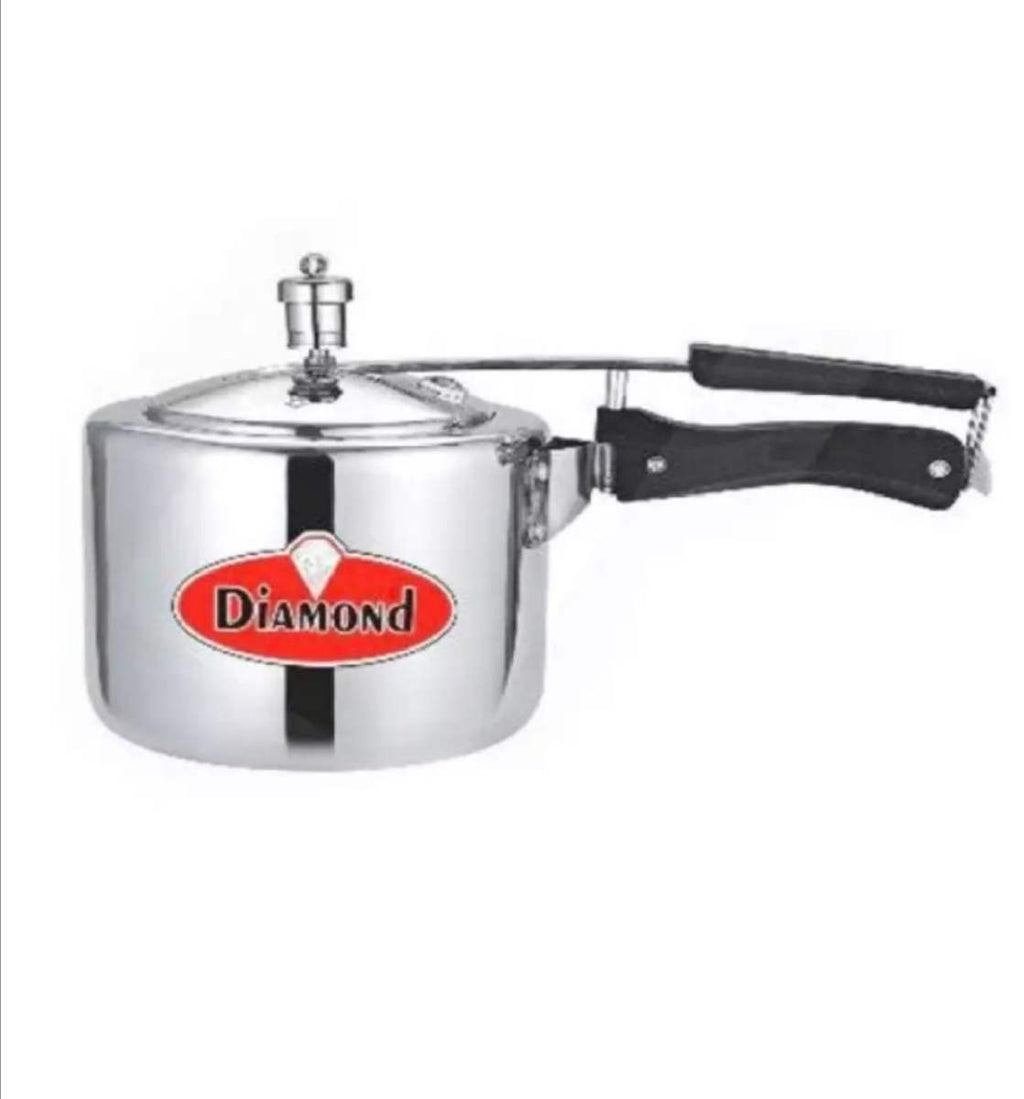 Diamond Heavy Base Pressure Cooker 3L