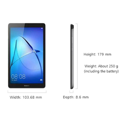HUAWEI Tablet T3 7 Inch, 3G [2 GB RAM, 16GB Storage]