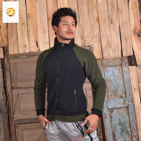 Fleece Single Winter Jacket For Men price in nepal