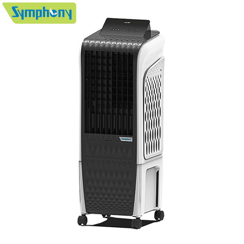 Symphony Diet 3D 20I 20 Ltr Air Cooler With Remote Control – (Black)