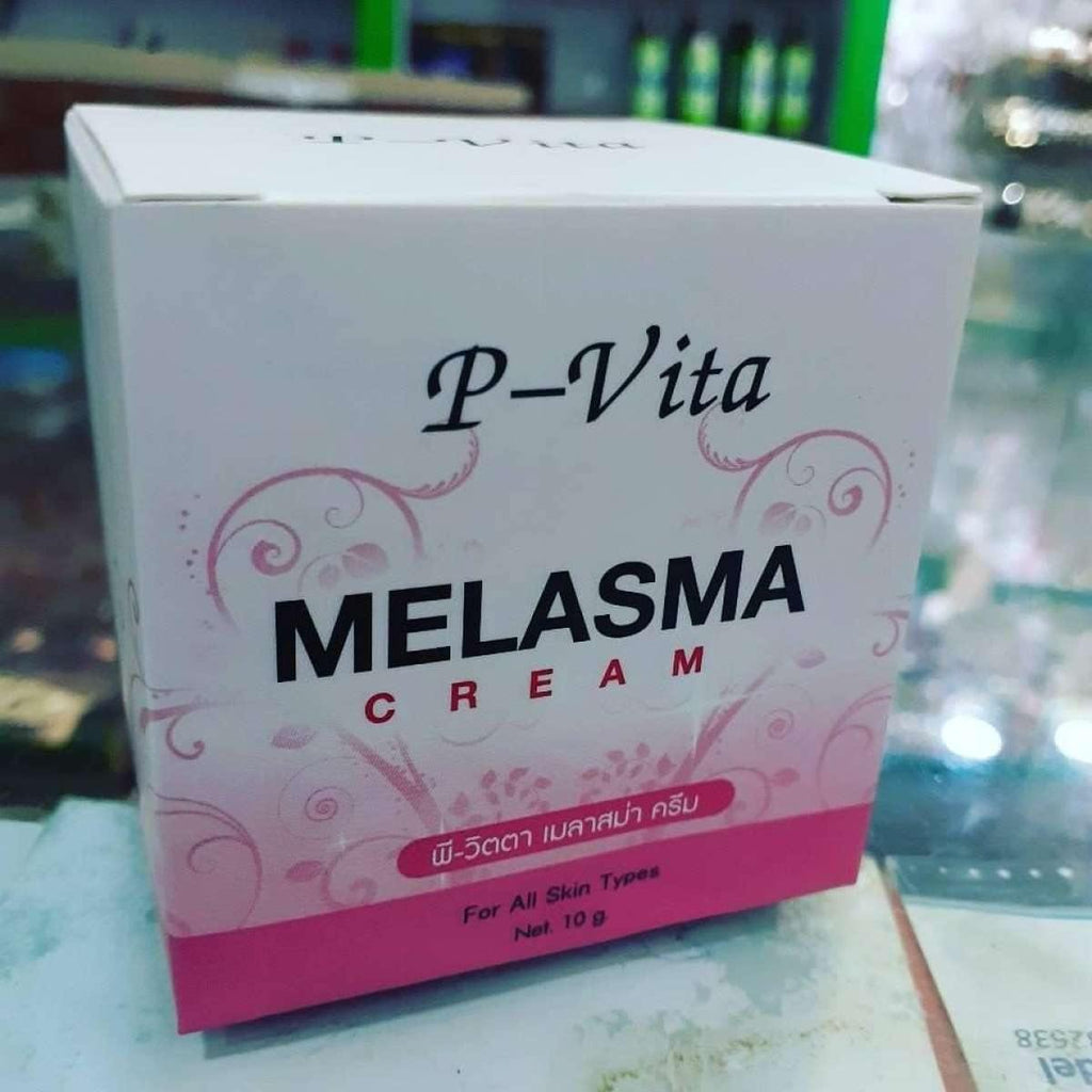 New P-Vita Anti Melasma (Chaya-Poto) Cream For All Skin Types Of 10 Gm / By Shophill price in Nepal