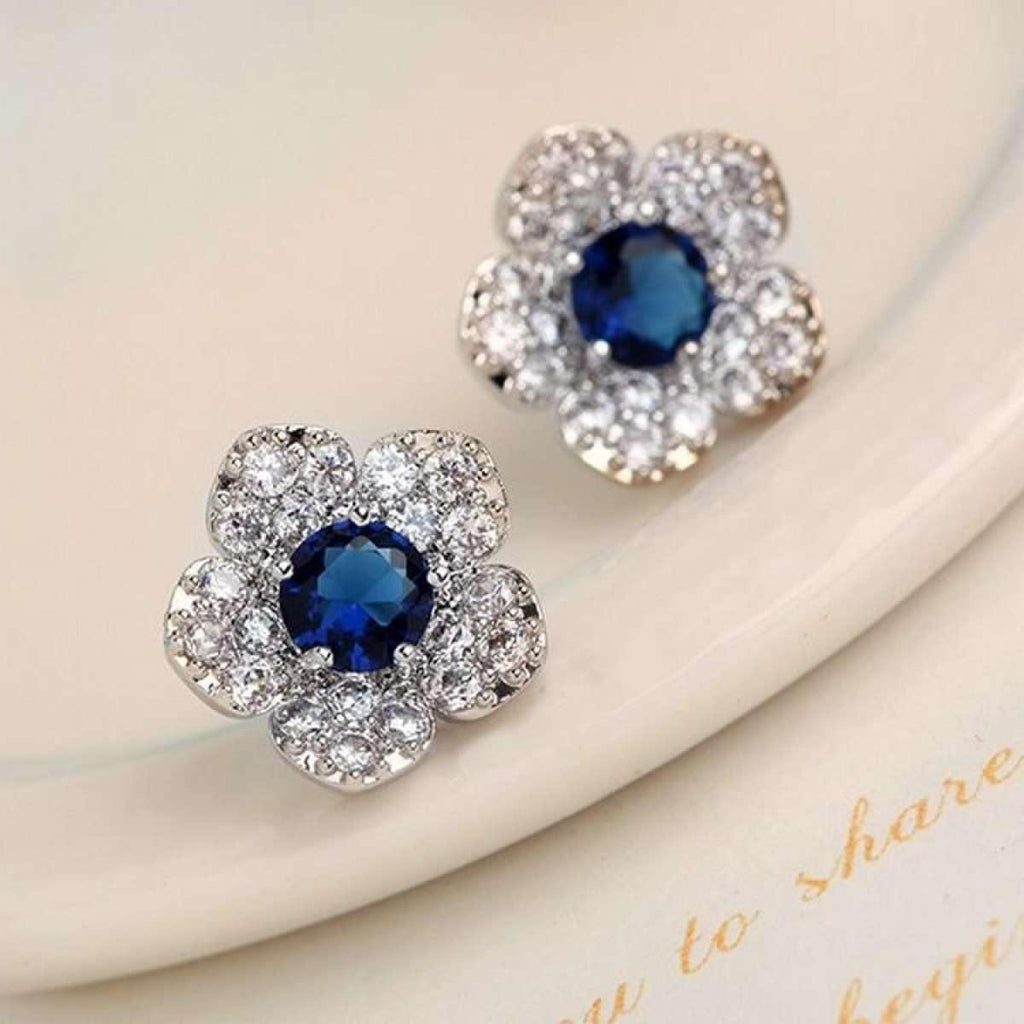 Artificial Diamond Jewelry Trendy Earring price in Nepal