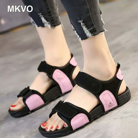 Comfortable Summer Best Hiking Soft Sandals For Women ( Mvko) price in Nepal