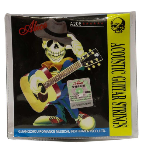 Alice A-206 Acoustic Guitar Strings price in Nepal