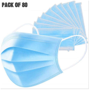 Surgical Mask Pack of 80