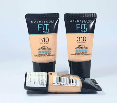 Maybelline Fit Me Foundation (Shades 310) In 18 Ml Tube price in nepal