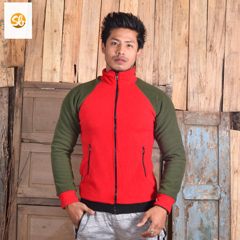 Fleece Jacket For Men (Double Side) price in nepal