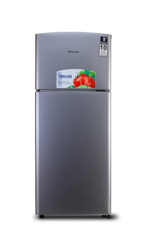 Yasuda Double Door Refrigerator 230L YSDH230SH price in Nepal