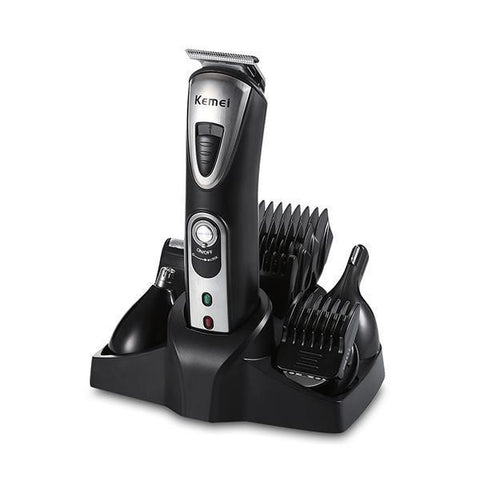 Kemei KM-1617 Pro Hair Trimmer Rechargeable Hair Clipper Shaver