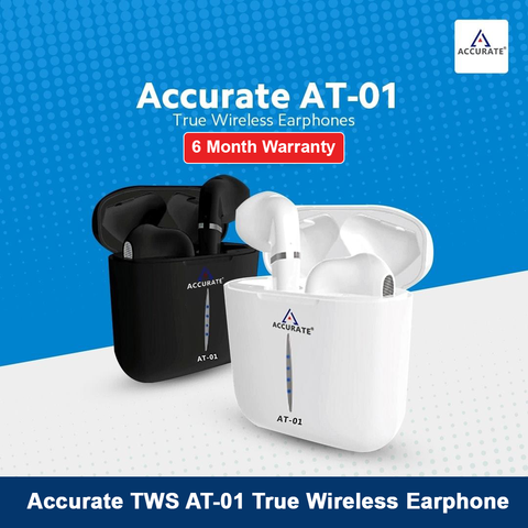 Accurate TWS AT-01 True Wireless Earphone