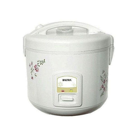 Baltra Rice Cooker (BTC-700D) Cloud Deluxe 1.8 Ltrs – White Price in nepal