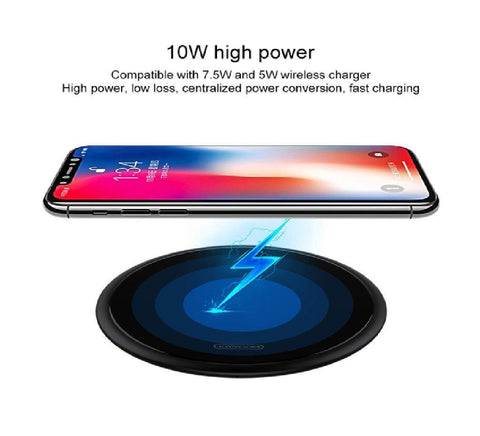 Joyroom BWF1 Yi Series 10w Qi Standard Fast Wireless Charger