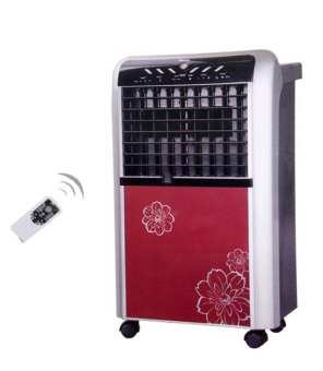 Baltra BAC-202 LAMBERT 60L Air Cooler With Remote - (Red/Black)