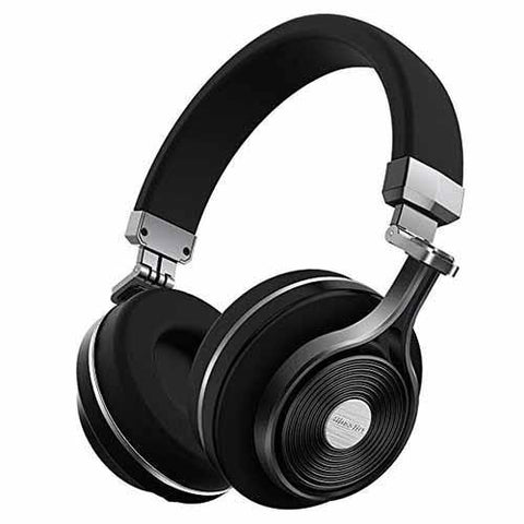 BLUEDIO T3 EXTRA BASS BLUETOOTH HEADPHONES ON EAR WITH MIC price in Nepal