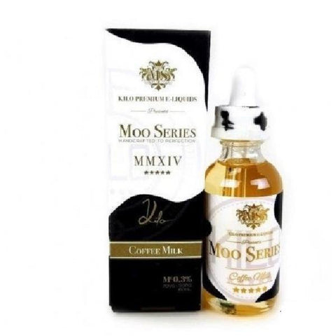 Coffee Milk E-Liquid by Kilo Moo Series