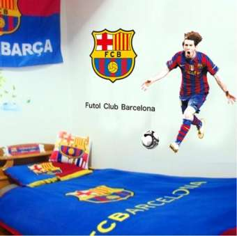 Club Barcelona Decorative Wall Stickers