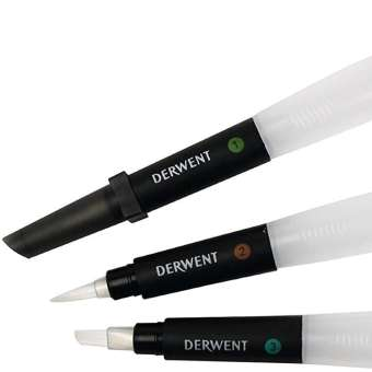 Derwent Waterbrush Set (3)