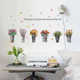 Dictionary Quotes Decor Wall Stickers (mws7106)