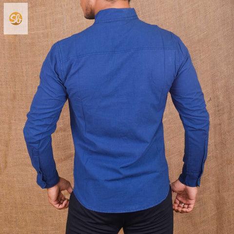 Cotton round Neck Shirt for Men