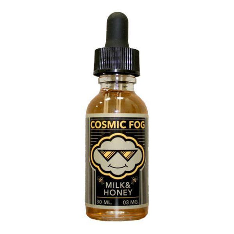 Cosmic Fog-The Lost Fog-Premium Vape Juice 60ml in Milk & Honey